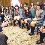 芦田愛菜ちゃんが3年後に着る慶應女子高校(偏差値75)のエッロイ制服wwwwww