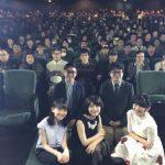 【画像】実写版「咲saki」の舞台挨拶がキモオタばかりで気持ち悪いと話題にwwwww