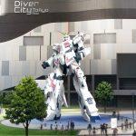 【速報】実物大ユニコーンガンダム、建設決定
