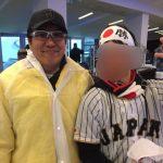 【画像】石橋貴明がカッパを着てWBC日本代表を応援してたガチ勢だと判明