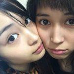 【画像】広瀬すずと広瀬アリスのすっぴん写真wwwww
