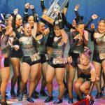 日本の女子高生チアリーダー部が全米5連覇の快挙!