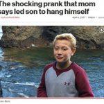 11歳少年、「ガールフレンドが自殺した」SNSの嘘を信じて自殺