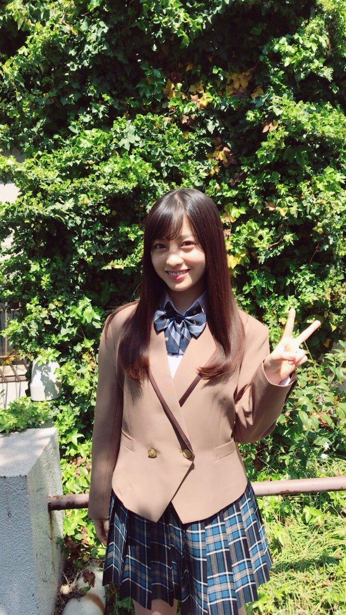 【画像】橋本環奈の女子高生姿wwwww