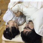 【画像】女子中学生がゴムを加えてキモオタと添い寝するイベントwwww