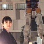 市川紗椰が語るガンダム愛「日本全国に実物大モビルスーツを立ててほしい」