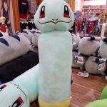 【悲報】ゼニガメの抱き枕を買いに行った結果wwwww