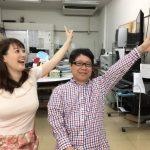 【画像】この巨乳女子アナと中出しSEX10回か餃子の王将1年無料券