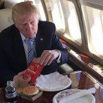 トランプ「好きな食べ物はマクドナルドとケンタッキー、飲み物はコカコーラ。ビッグマックは素晴らしい」