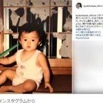 【画像】深田恭子がオムツ姿の写真を公開 ファンの間で反響