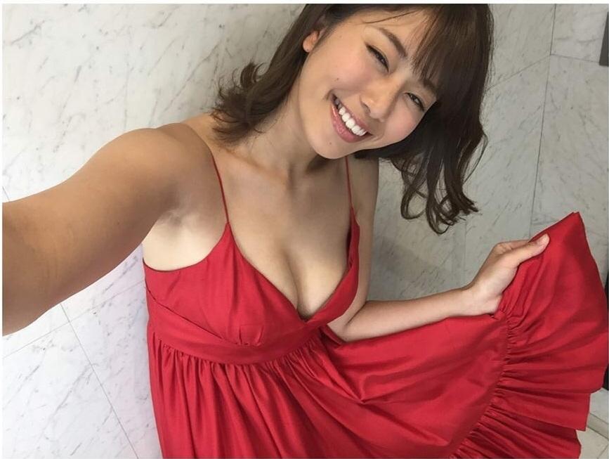 【画像】稲村亜美の私服www