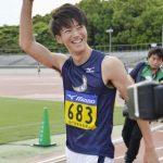 謎の日本人大学生、追い風参考ながら100m走9秒94を記録wwwwwww