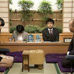 【画像】男性棋士対女性棋士wwwww