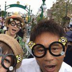 【朗報】浜田雅功、ユニバーサルスタジオジャパンではしゃぐ