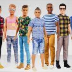 アメリカ、人種差別に配慮してバービーの彼氏を15種類も用意するwwww