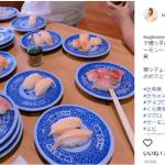 辻希美、回転寿司屋でマナー違反をして大炎上