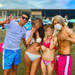 【画像】絶対マスクを外さないイケメン東大生が海水浴場に行った結果wwwwwwww