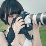 【画像】この女子のカメラの使い方wwwww