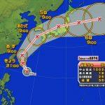 台風3号の進路予想wwwww