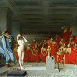 【画像】娼婦懺悔ヌード→古代ギリシャ人「エッッッッッッッロ うーん無罪」