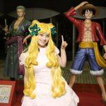 【画像】橋本環奈がワンピースの「マンシェリー姫」コスプレに挑戦
