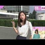 NHK総合「おはよう日本」でブルゾンちえみ風天気予報wwww