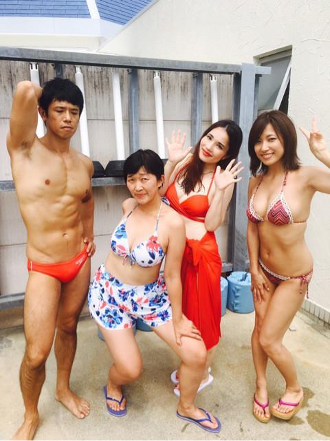 【画像】平野ノラの水着姿が意外とイケると全ワイで話題に
