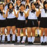【画像】昭和のJKの制服姿wwwwww