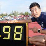 にわか「桐生9秒台すげえ!」識者「桐生の9.98はすごい」ヤフコメ「9秒98は同じ日本人として誇らしい」