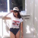 【朗報】小嶋陽菜さんの最新水着画像、エロすぎる