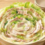 豚肉を白菜で挟んだだけの鍋wwwwwww