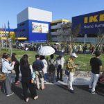 愛知カッぺ、IKEAがオープンしたくらいで大騒ぎして開店初日に大挙して押し寄せる