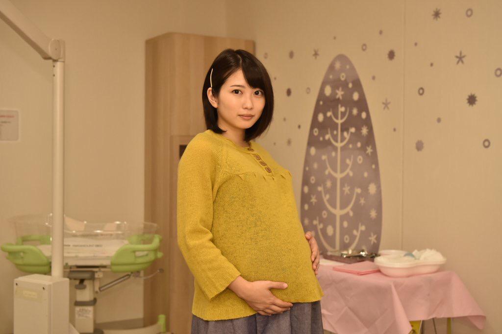 【画像】志田未来ちゃん、妊娠するwwwww