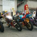 【速報】バイクで蛇行運転した疑い、「気分爽快軍団」の3人逮捕