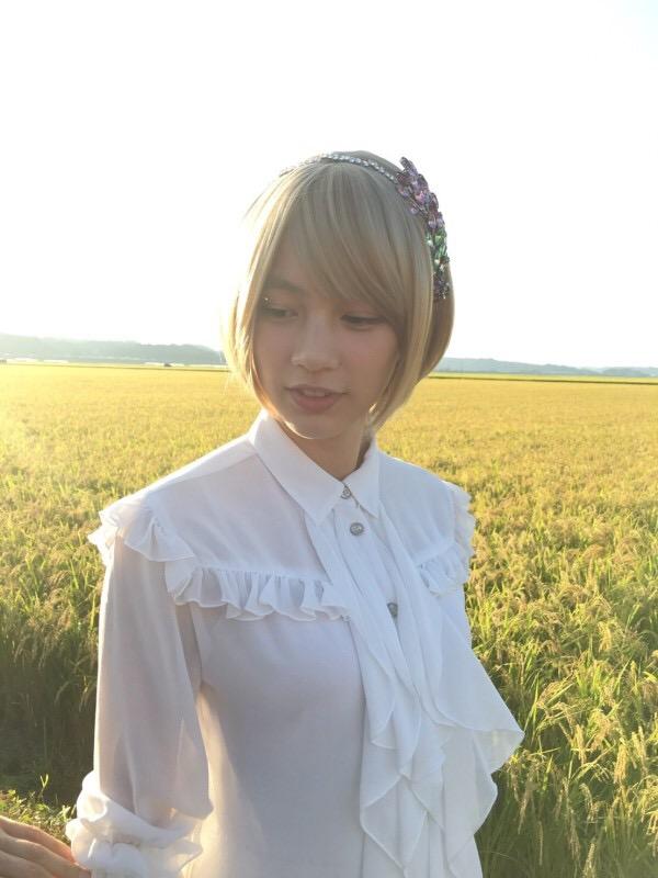 【画像】のんさんの金髪wwwww