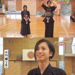 【画像】熊本の女子高生剣道士かわいすぎるwwwwちな179cm9頭身