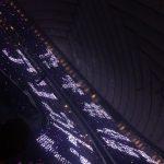 【画像】東京ドームで乃木坂のキモヲタどもが行った演出wwwww