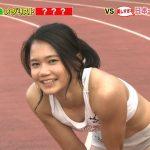 日本最速のJKランナーのご尊顔wwwwwwww