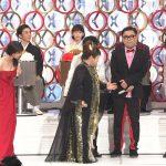 【画像】有村架純さん、紅白でウヒョヒョおっぱいを披露