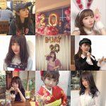 椎木里佳さん、2017年自分の顔ベスト9を発表