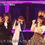 【画像】FNS歌謡祭 けものフレンズが欅坂46を公開処刑wwwww