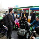 【悲報】車いす団体、名古屋城再建で「エレベーターがない」に続き「水上バスに乗れない」と抗議