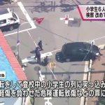 大阪「小学生6人轢いたけど女の子だから無罪!w」女の子「当然よねw」
