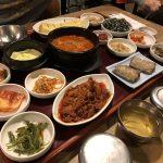 セクシー女優・桃乃木かなさん、韓国で韓国料理をたらふく食べる