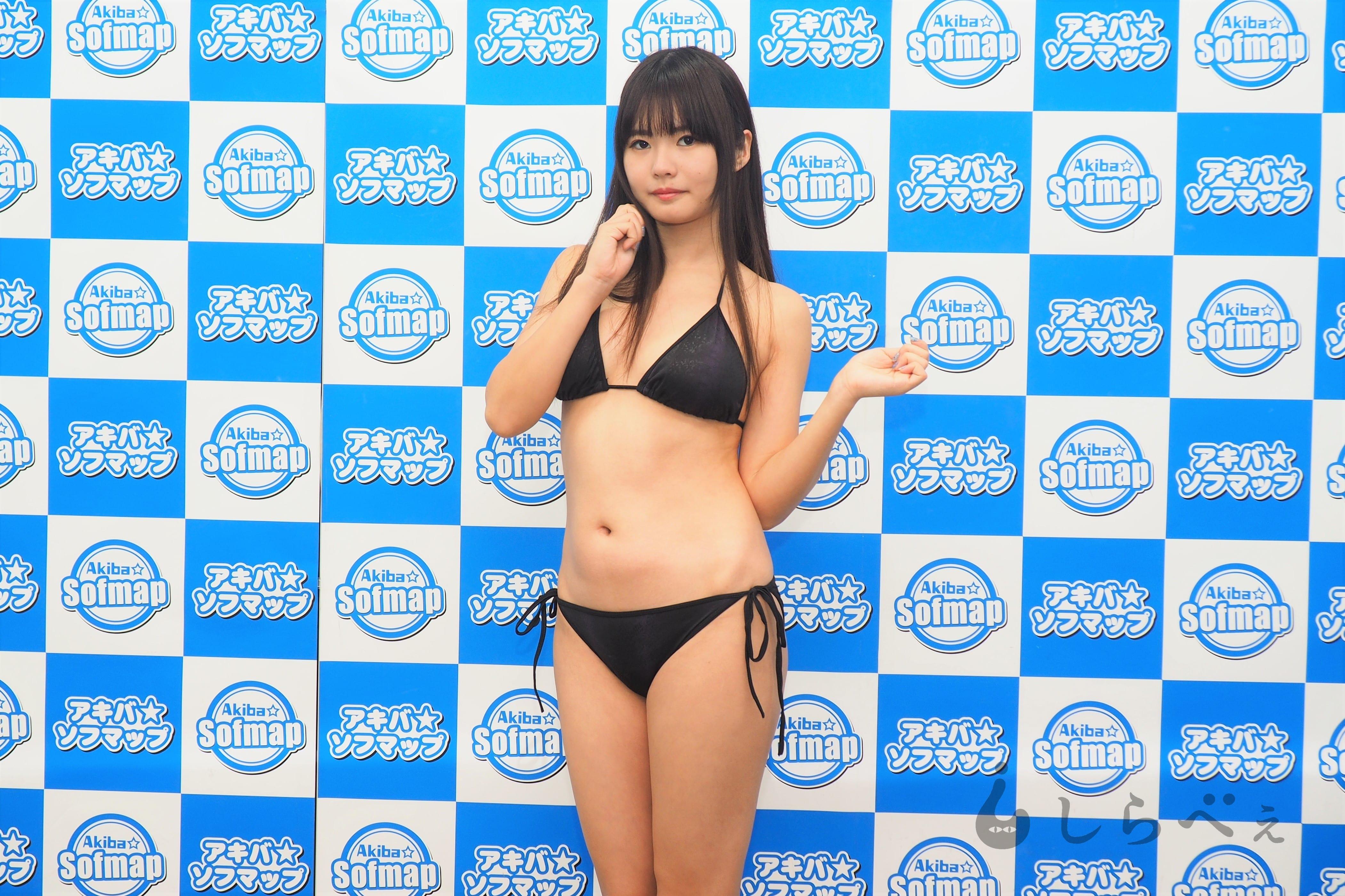 【画像】B73W92H92、Eカップ美少女がグラドルデビュー