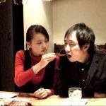 いしだ壱成と19歳恋人の同棲の実態に密着 朝から宅配ピザとチキン 暴飲暴食で肌荒れ悪化