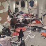 H&M「黒人のガキ差別した結果」→店破壊されて警察も見て見ぬふり