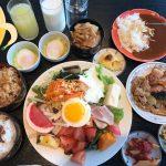 大食いタレント・もえのあずきさん(29)の朝食をご覧ください