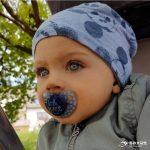 【画像】イタリアで世界一可愛い赤ちゃんが産まれたと話題に