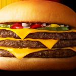 【悲報】「トリプルチーズバーガー」、チーズバーガーを3個単品で買った方が得なんじゃないかと話題に